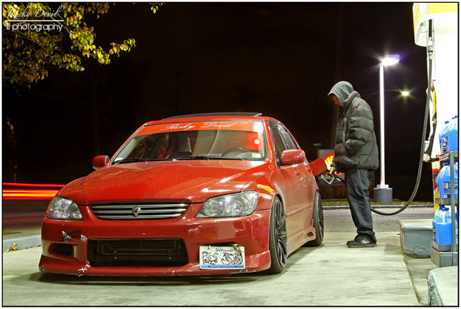 Car Spotlight>> Ill Is300