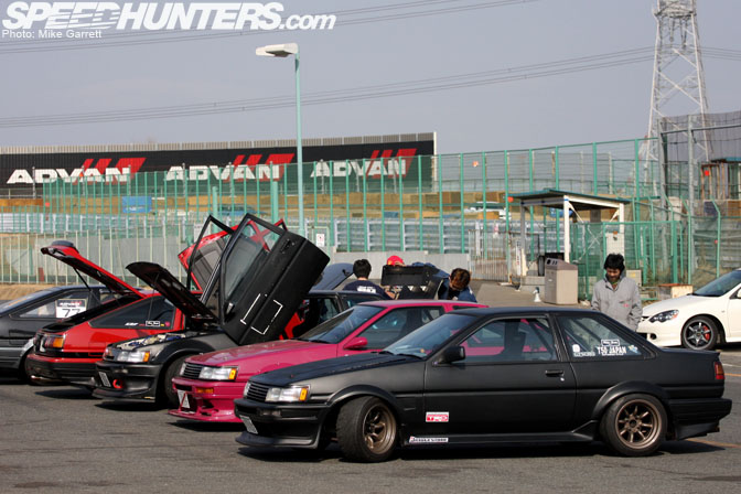Archive>>rear-drive Toyotas At The Circuit