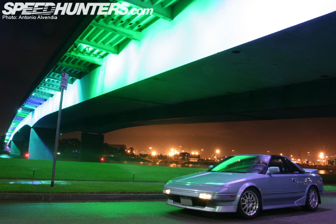 Car Spotlight>> Jay Serrano's Aw11 Mr2 Supercharged