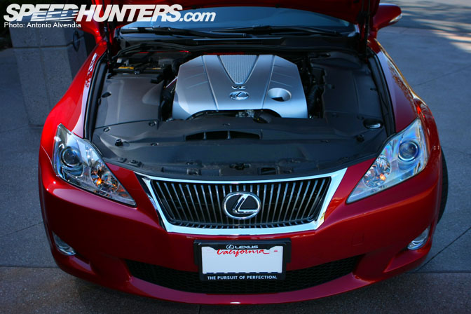 New Cars F Sport Meets The 2009 Lexus Is350 Speedhunters