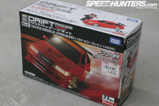 Collectables Takara Tomy Drift Package Speedhunters