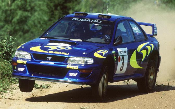 News>> Colin Mcrae's Prodrive Wrc Gc8 ForSale!