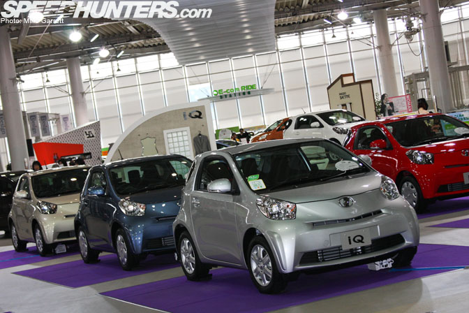 New Cars>>toyota Iq & Other Jdm Models @ Megaweb