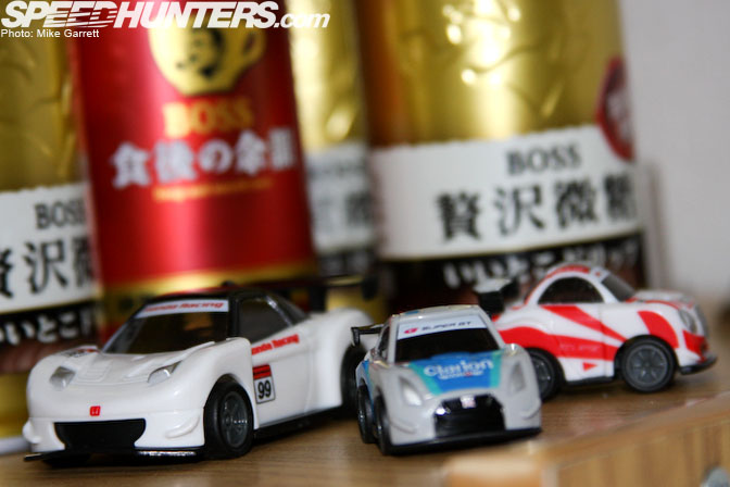 Collectables>>super Gt Coffe CanRacers