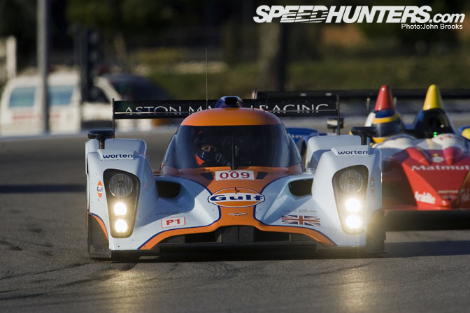 Car Spotlight>>lola Aston Martin Lmp1