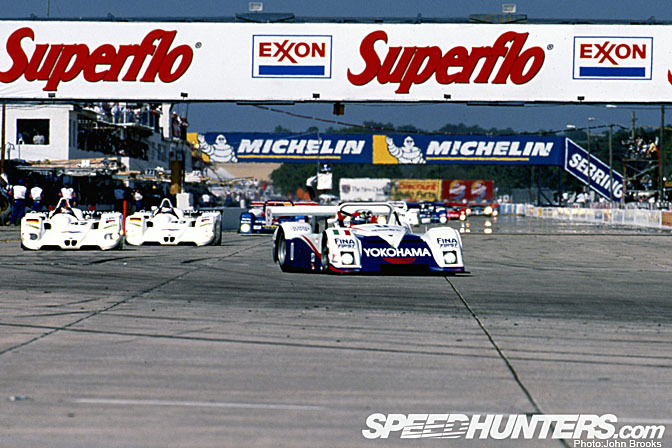 Retrospective>>party Like It's 1999 – 47th Sebring 12h Pt.1