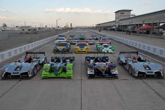 Event Alms 12 Hours Of Sebring 2009 Preview