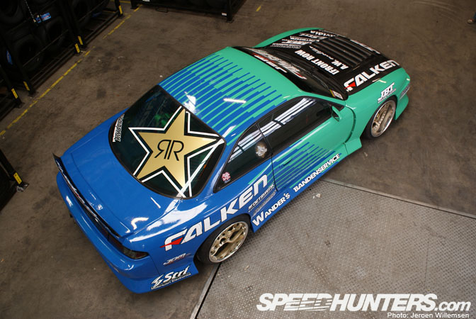 Car Feature>> Wander's S14a
