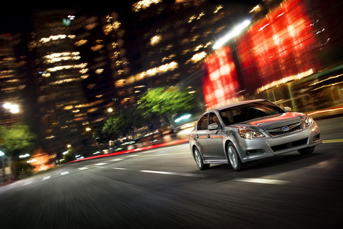 New Cars>>the 2010 Subaru Legacy Revealed