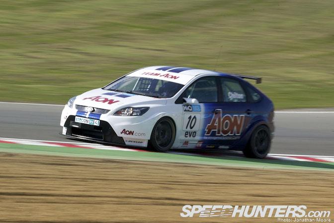 Event>> British Touring Cars Round 1Qualifying
