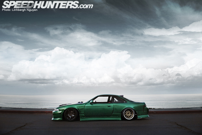 Car Feature U003eu003e Matt Powersu0027 Nissan 240sx