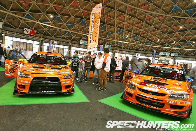Event>> Exciting Car Showdown In Nagoya –Drift