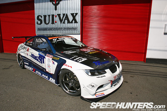 Car Spotlight >> T&e With Tp Checker D1-gp 2jz Bmw