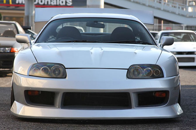 Car Spotlight >> Bn Sports KittedSupra