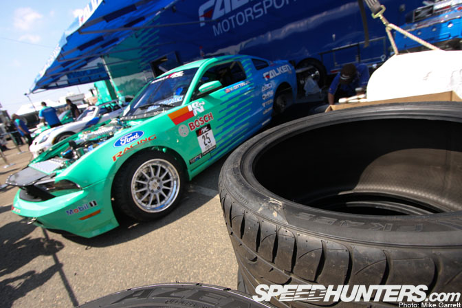 Event>>team Falken At Formula D Long Beach