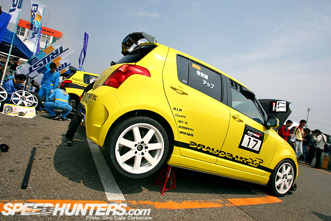 Event>> Hyper Meeting 2009 – The Other Cars