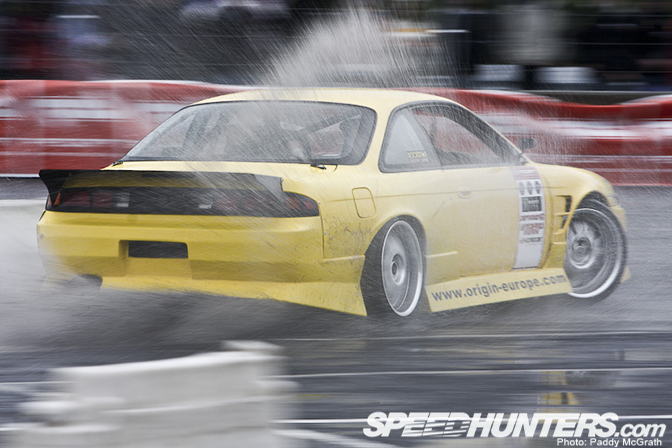 Event>> Prodrift Ireland Round One