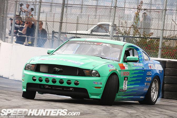 Car Feature>>vaughn Gittin Jr's 2010Mustang