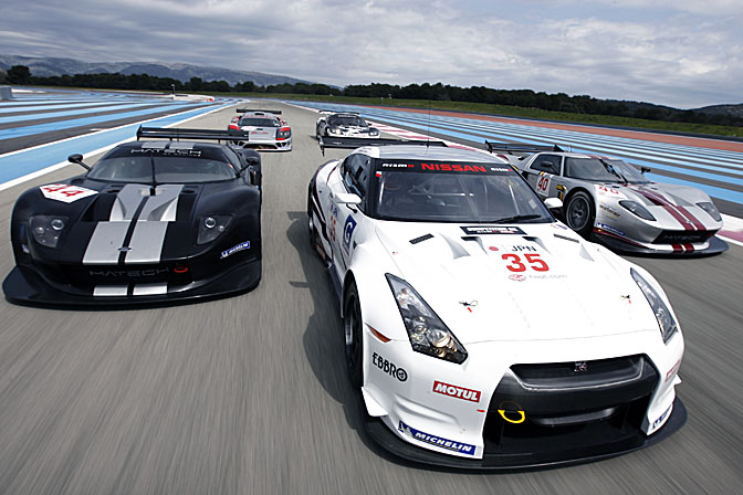 Preview>>the Future Of Gt Racing Part Two