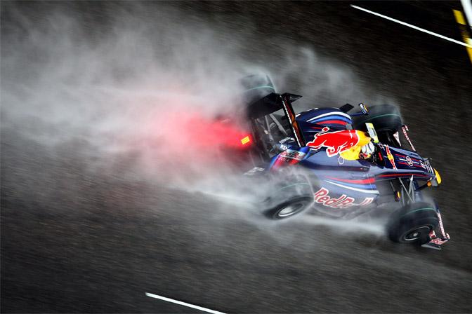 Random Snap>> Red Bull Win WithVettel