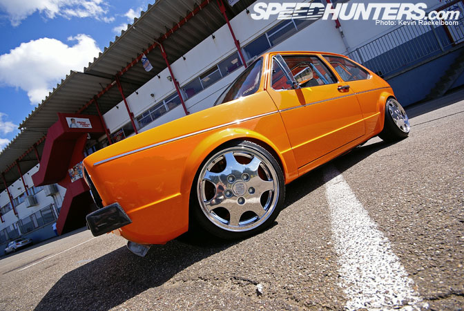 Car Feature>> Euro Vw Golf Mk1