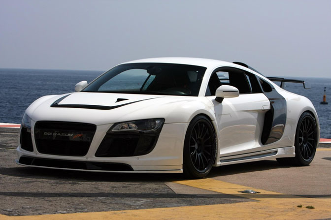 Car Spotlight>> Ppi Razor R8 Gtr