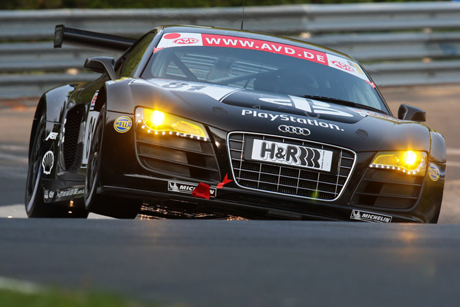 Gallery>>audi R8 Lms In The VlnSeries