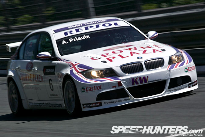 Event>> Wtcc Qualifying @ Pau