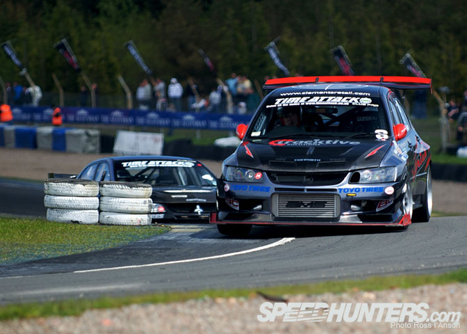 Events>> Time Attack Round 2 Knockhill