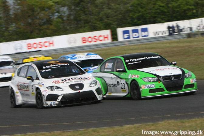 Gallery>>danish Touring Car Championship