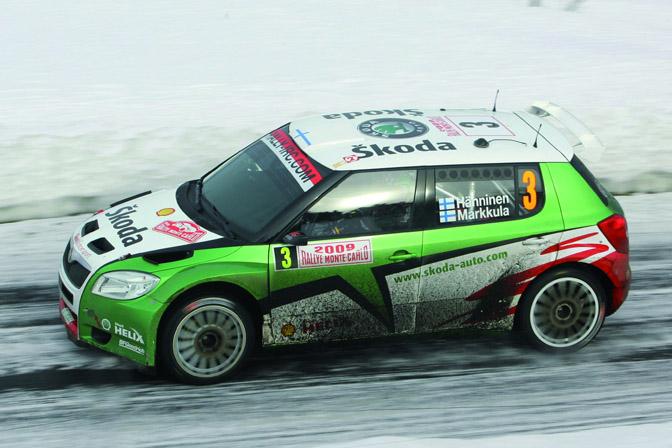 Car Feature>> Koda Fabia S2000 RallyCar