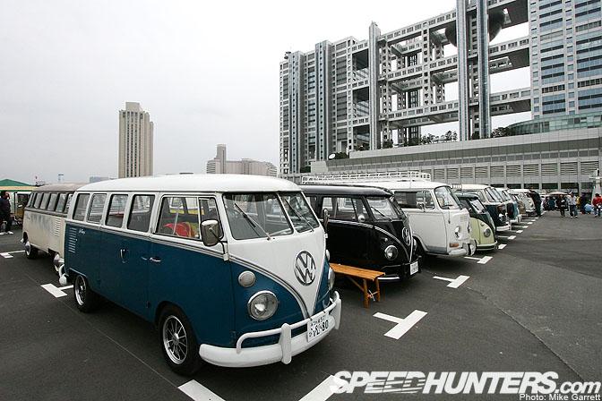 Retrospective>>tokyo Street Vw's Gathering'08