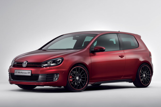 News>>vw Shows Gti & Polo WortherseeConcepts