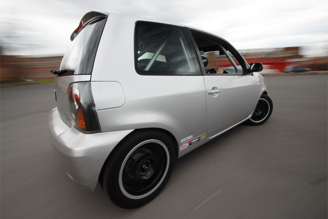 Car Feature>>seat Arosa Nurburgring Special