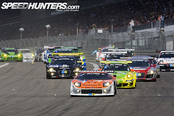 Event>>nurburgring 24 First Look