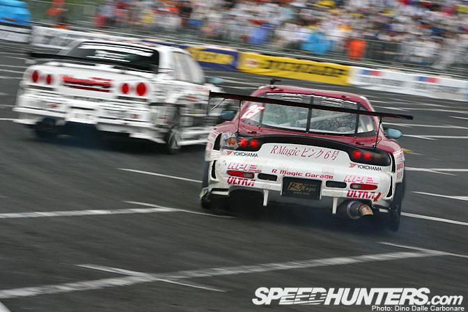 Event>> D1gp 2009 – Tokyo Drift Exhibition –Pt2