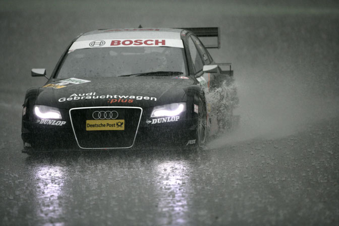 Gallery>> Bushido Blades: The Dtm Audis