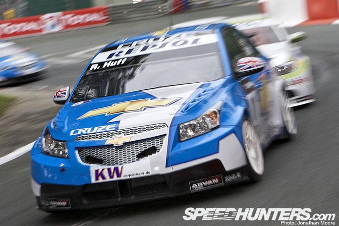 Event>> Wtcc Raceday @Pau