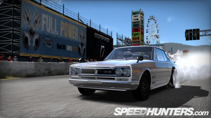 Need For Speed Shift Bringing The Hakosuka To The Masses