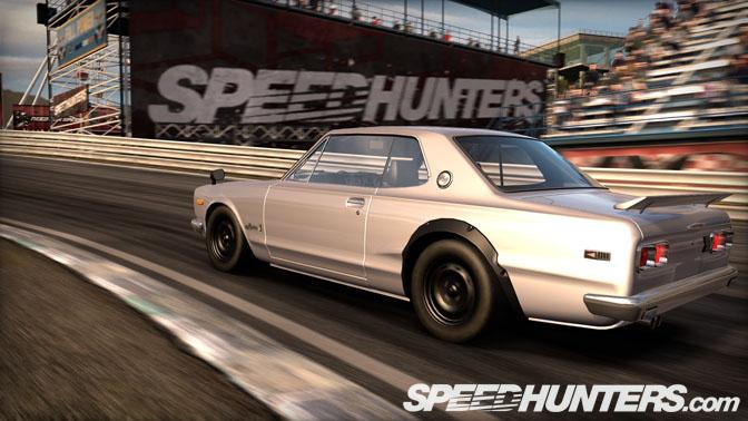 Desktops>> Need For Speed ShiftHakosuka