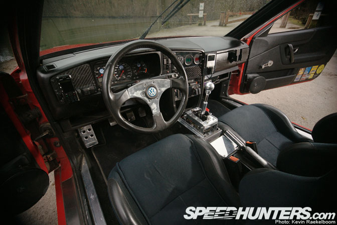 Car Feature>>the Ideal Street Corrado - Speedhunters