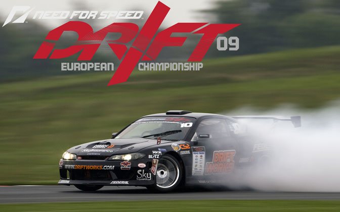 Desktops>>drift Works S15 @ Oulton Park