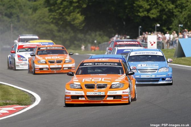 Event>>btcc 2009, OultonPark