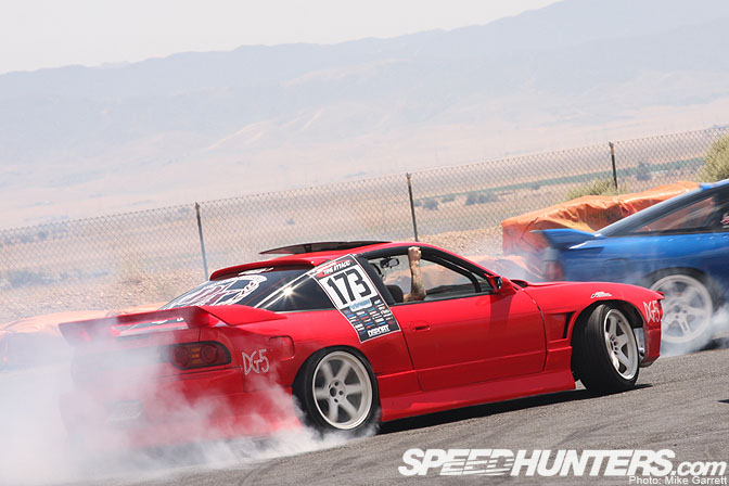 Gallery>>more Action From Willow Springs