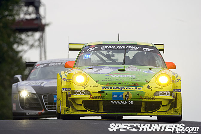 Event>>nurburgring 24 Reflections