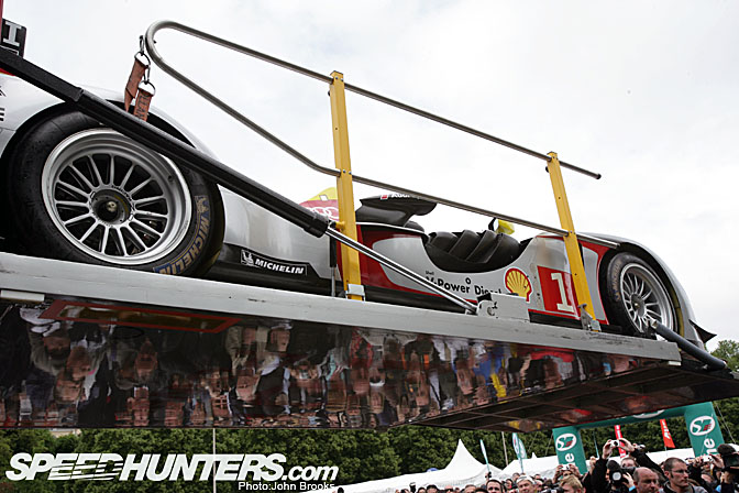 Event>>2009 Le Mans 24 Hours – Monday Report
