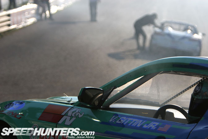 Event>> Team Falken: Behind The Clean Sweep