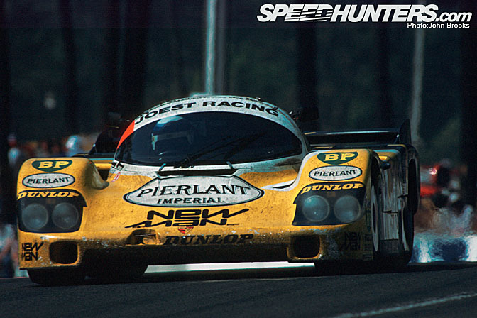 Retrospective>>1984 Le Mans 24Hours