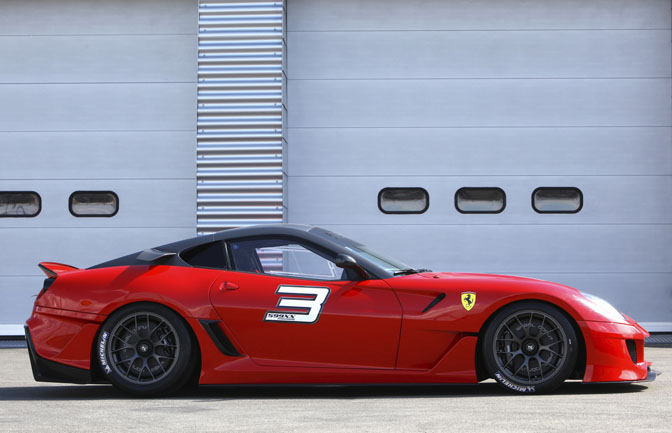 Car Spotlight>> Ferrari 599xx