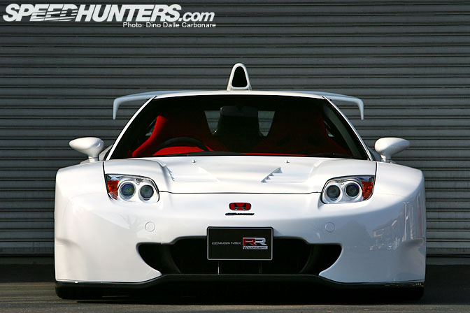 Car Feature>> Mugen Nsx-rr Concept